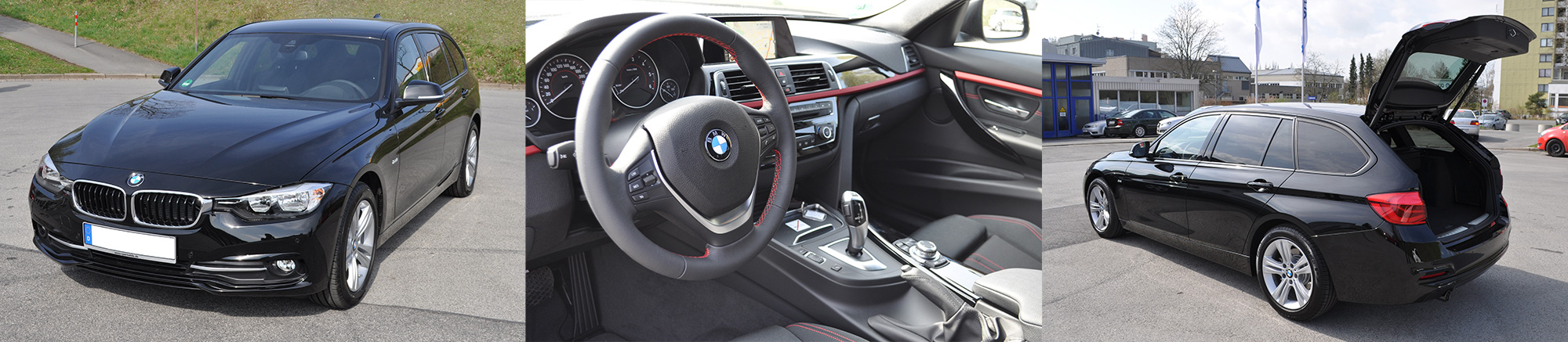 bmw 318d touring sparmobile ihre autovermietung in coburg. Black Bedroom Furniture Sets. Home Design Ideas