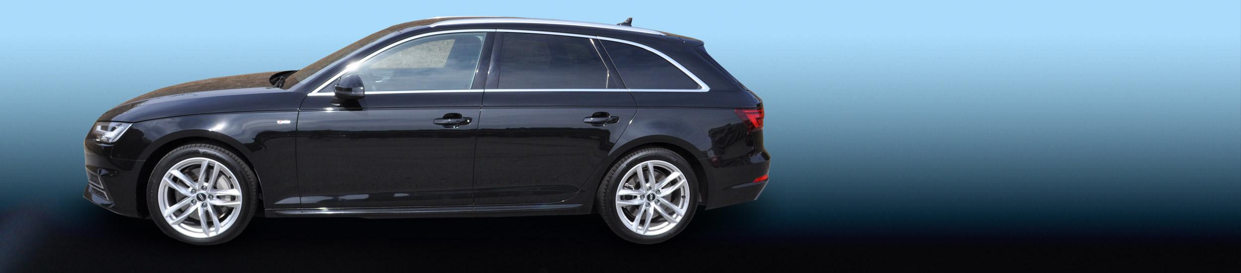 NEU - Audi A4 Avant 3TDI Quattro Mietwagen
