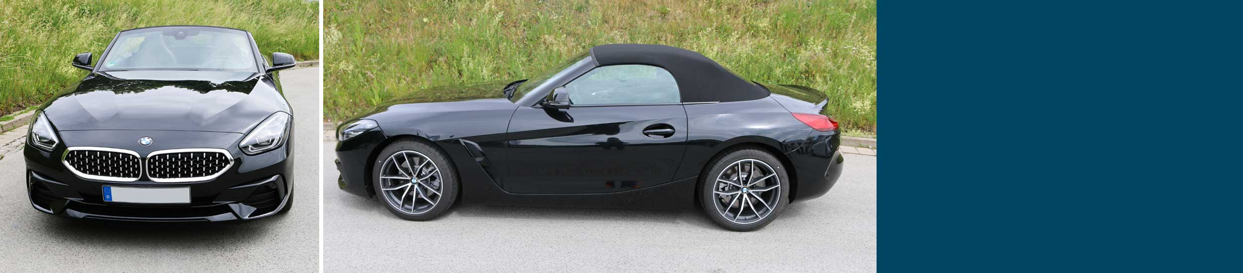 Sparmobile BMW Z4 -Roadster