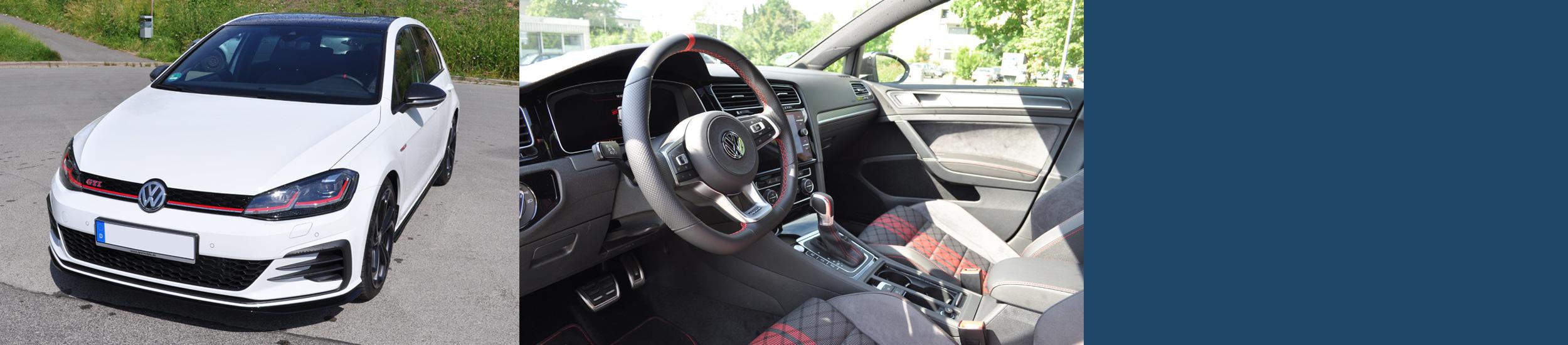 Sparmobile VW Golf GTI TCR