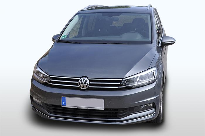 VW Touran - 7 Sitzer 2018 Mietwagen