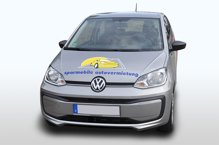 VW Up 2018 Mietwagen