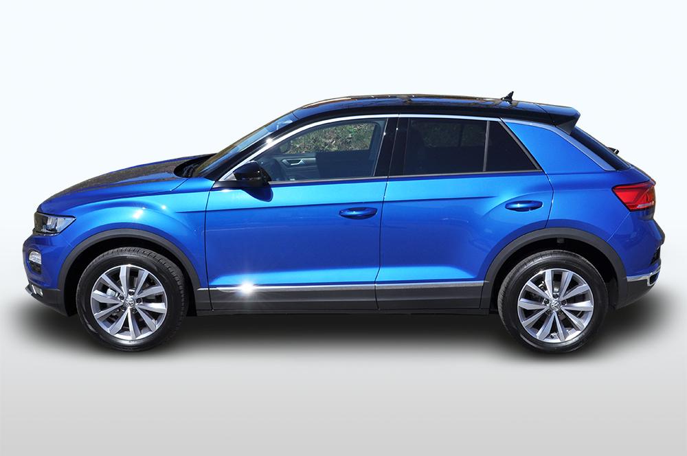 VW- T-Roc 2019