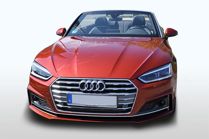 Audi A5 Cabrio S-Line 2019