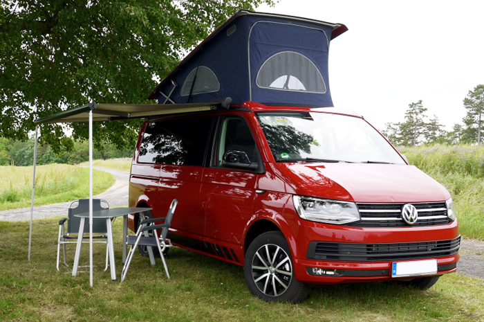VW T6 California Campingwagen