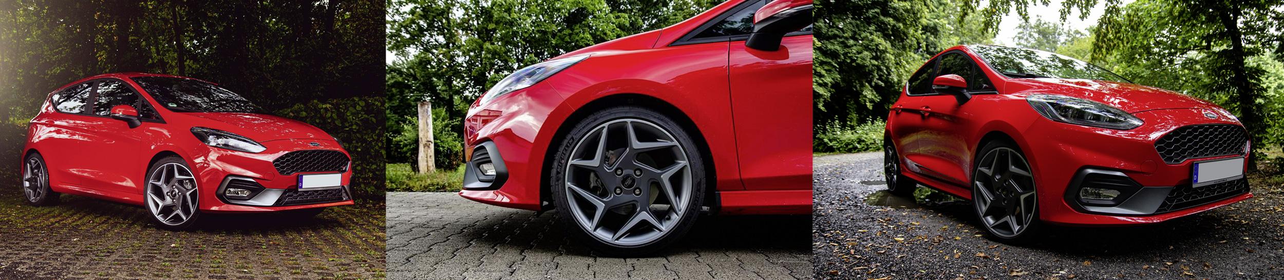 Ford Fiesta ST neu