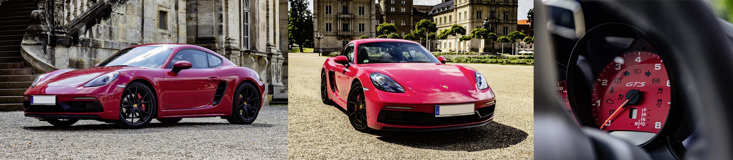 Porsche Cayman GTS neu
